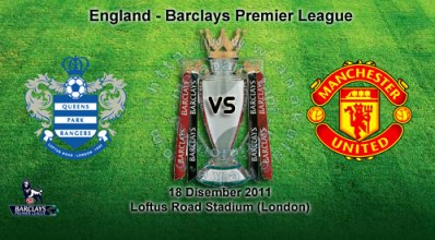 6519049829 c49aff3a17 Live and Results: QPR vs Manchester United England Barclays Premier League 18 Disember 2011