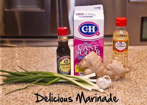 Delicious easy marinade