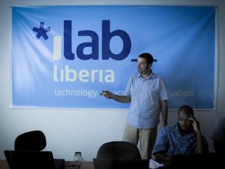 iLab Liberia Wordpress Training