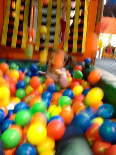 ball pits are awesome