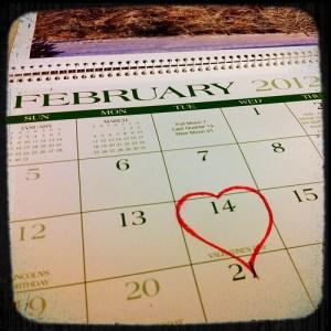 Feb 14 Calendar