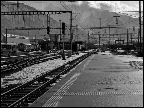landquart station 17