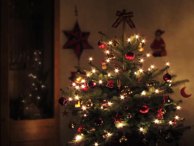 O Christmas Tree  ♪ ♫ ♪ ♫ ♪ por Uschi