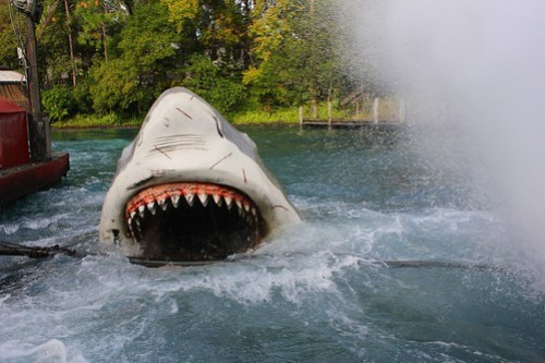 Jaws attack