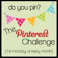 My Pinterest challenge piece ...