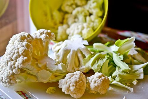 Garlic-Roasted Cauliflower 14