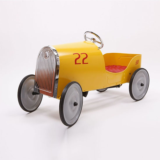 Goldini 1935 Baghera childrens pedal car