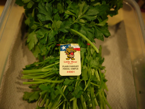 little bear parsley