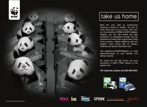 WWF adoption program