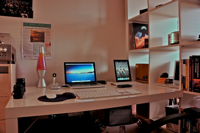 My Desk (ND Filters)