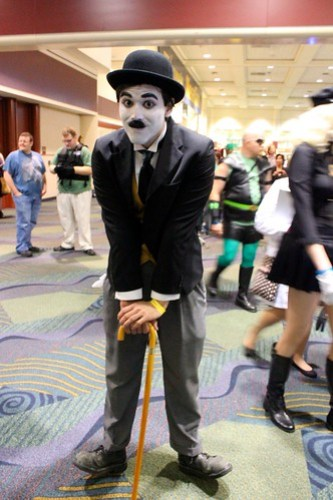 Charlie Chaplin - MegaCon 2012