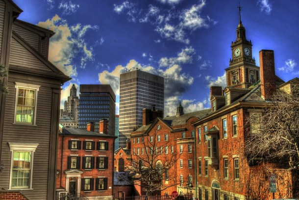  prov buildings Benefit St.