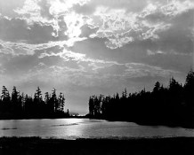 Lost Lagoon at Sunset, 1928 copy