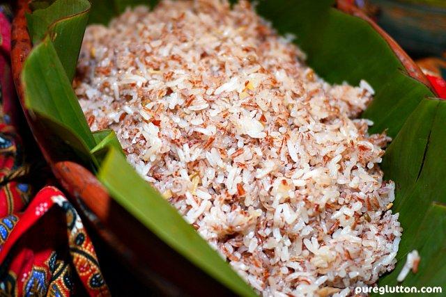 nasi kerabu
