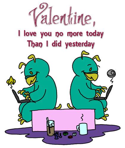 Valentine's Day Meh 2012