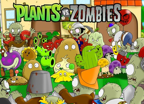 Plants vs Zombies: Proteger tu Jardín de los Zombies
