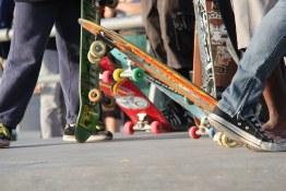 Venice Beach skate park, LA