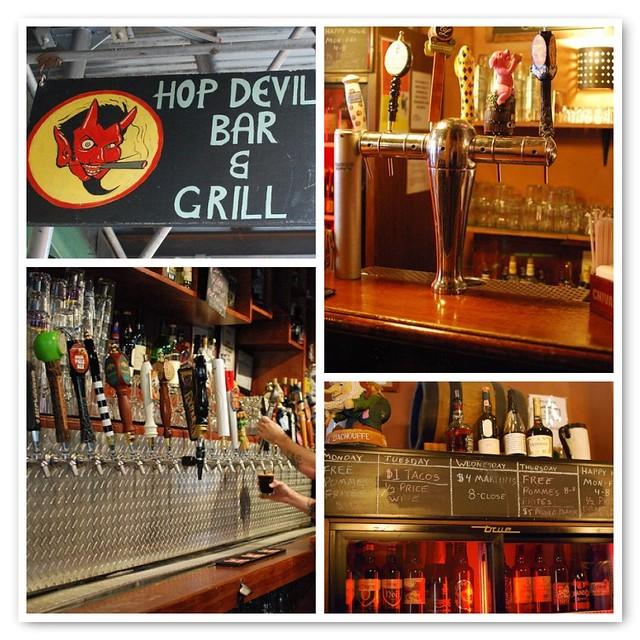 Hop Devil Grill & Belgian Room