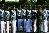 Philippine Military Academy cadets, Baguio