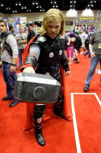 Thor - MegaCon 2012