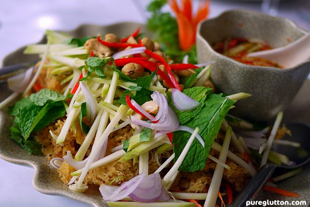 catfish salad