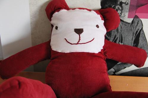 Barnaby Bear