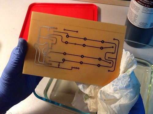 DIY Printed Circuit Board