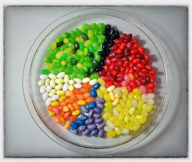 Jelly Bean Statistics