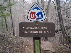 Arkaquah trail.