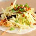 Sesame Shiitake & Smoked Tofu with Hoisin & Sriracha Fei Bing