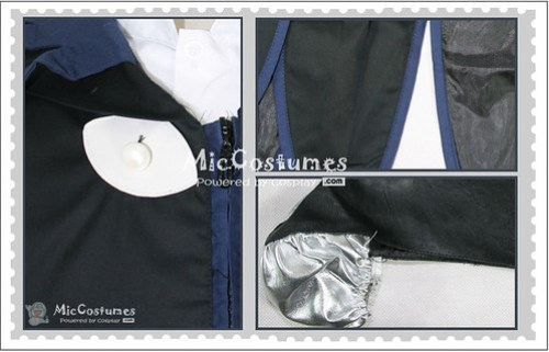 Tales of Symphonia Richter Abend Cosplay Costume_2