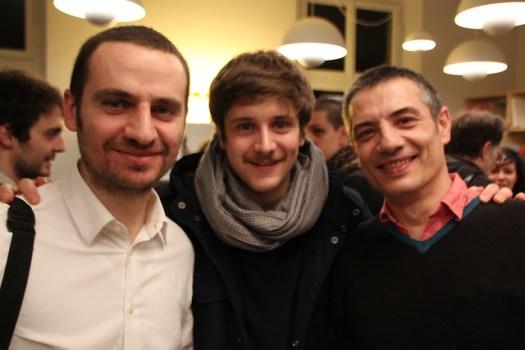 Marco, Igor, Marc