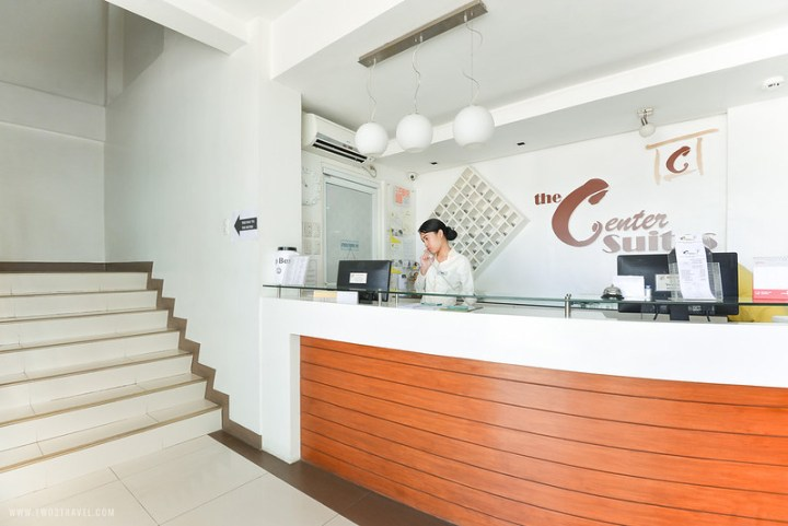 TWO2TRAVEL: The Center Suites, Cebu City