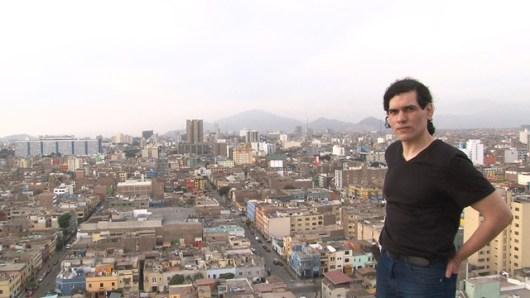 """Roberto de la Puente, director de """"Choleando"""""""