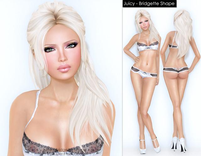 Juicy - Bridgette Shape
