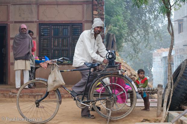 Vida de Bicicletas en la India 7195102320 89e2a629e7 o