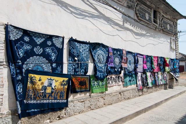 Tie-dye in Xizhou