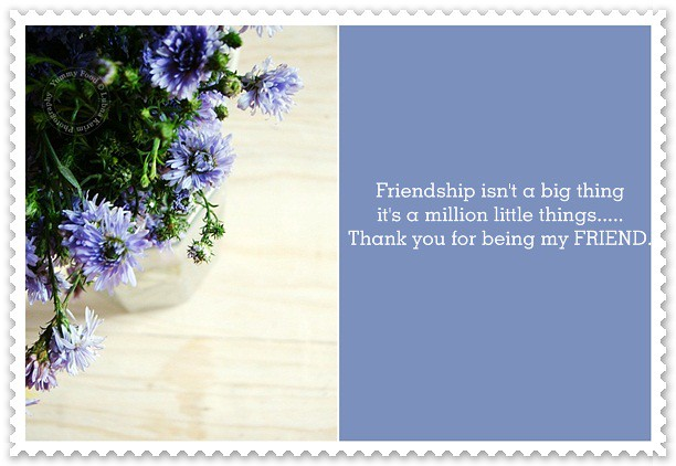 Flowers and Quotes