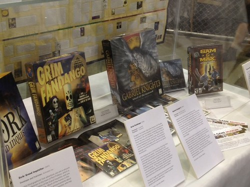Digital Game Museum display