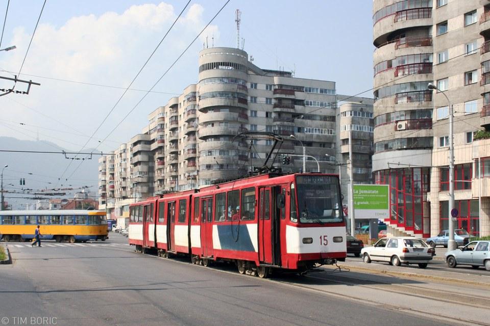 Brasov-tramvai