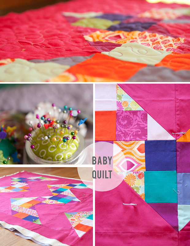 WIP: Baby Quilt