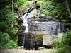 Waterfall near Unicoi.