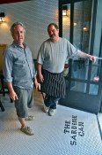 The Sardine Can | Proprietors Chris Stewart and Andrey Durbach