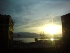 From K.Y. | Waterfront (Harbour Centre) | Vancouver, BC | 6:15am
