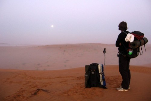 Everything you ever needed to know about desert expeditions