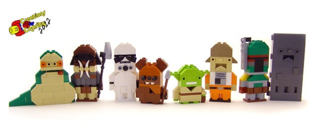 Star Wars Charity Characters Set 2
