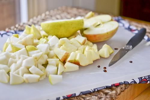 Apple & Pear Breakfast Crisp 16