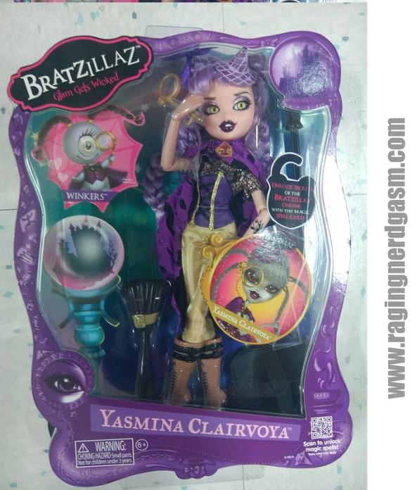 Bratzillaz Yasmina Clairvoya 007
