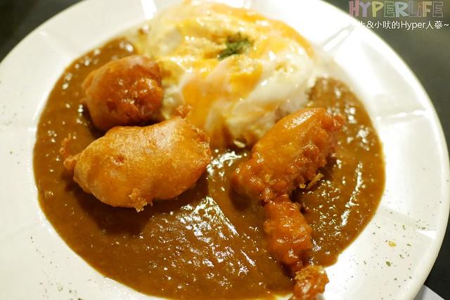 異鄉人日本食堂咖哩 (7)