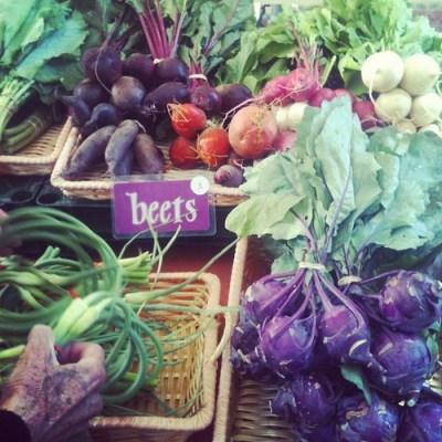 Rittenhouse Square Farmer's Market